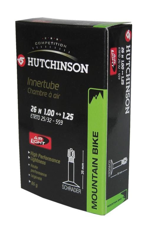 "Hutchinson Air Light 28"" 28"" 700x20-25C, VS 32 mm"