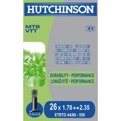 "Hutchinson Standard 27.5"" 27.5x1.70-2.35"" valvola Presta 48 mm"