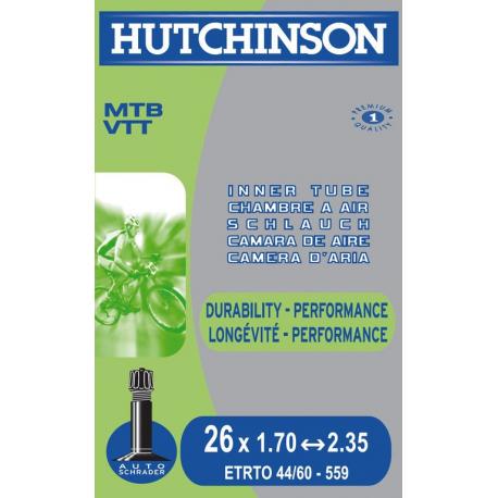 """Hutchinson Standard 27.5"""" 27.5x1.70-2.35"""" valvola Schrader 48 mm"""