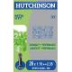 """Hutchinson Standard 27.5"""" 27.5x2.30-2.85"""" valvola Schrader 48 mm"""
