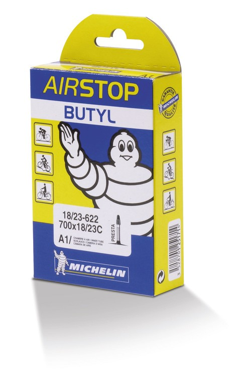 "Michelin C4 Airstop 26"" 37/54-559, VP 40 mm"