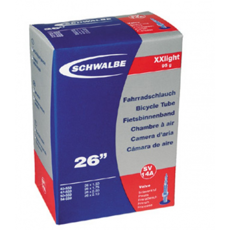 "Schwalbe VS 14A XX light 26x1.50-2.10"" 40/54-559 VS 40 mm"