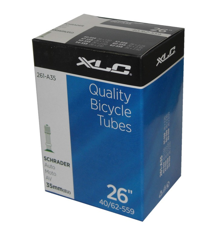 XLC 27.5 x 2.10/2.35 52/58-584 AV 35 mm