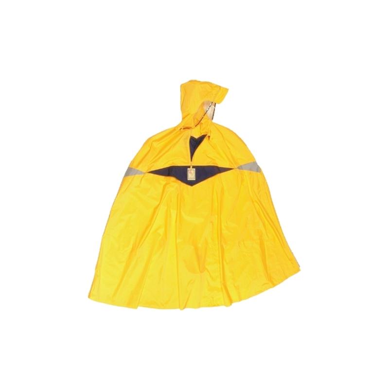 Hock Pioggia Poncho Rain Stop UNI Giallo Taglia L