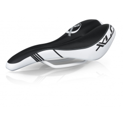 XLC sella MTB/ATB Sport SA-S06 Unisex, 275x135mm, nero/bianco 330g