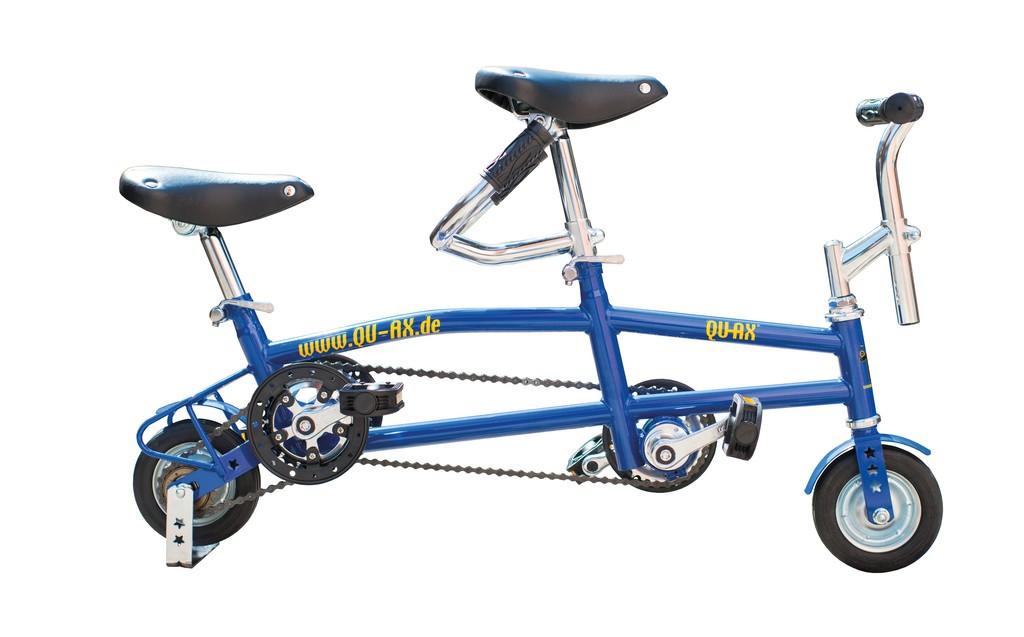 QU-AX Mini-Tandem-Bike