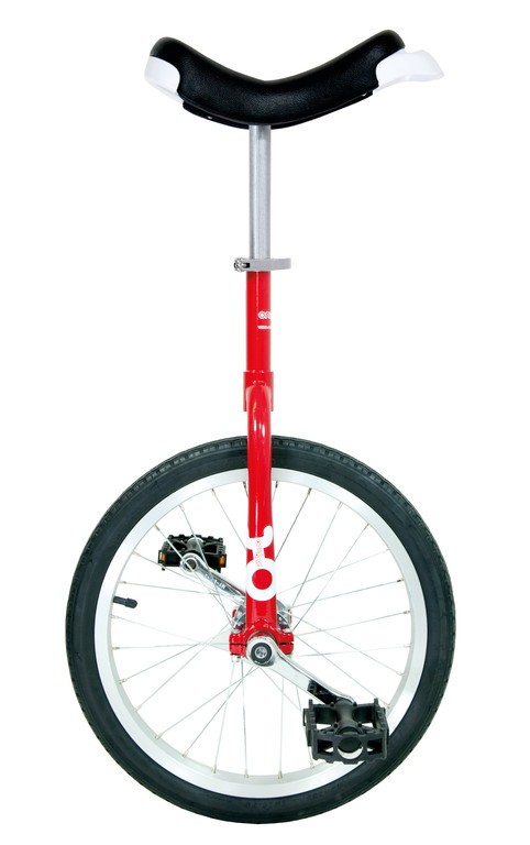 "Monociclo OnlyOne 18"", rosso"