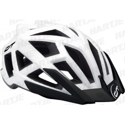 "CONTEC Casco MTB/All Mountain ""CT-767"", rosso"