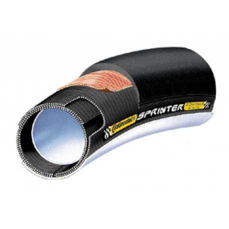 Tubolare Conti Sprinter 28''x25mm nero/nero