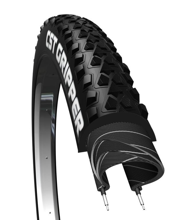 "Copertone CST Terrain Gripper 26x2.10"" 54-559 nero"