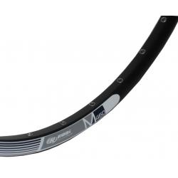 """Cerchio Rodi M460, disco 26"""", nero 559-17 VL 8,5 mm 32 buchi,con occhielli"""