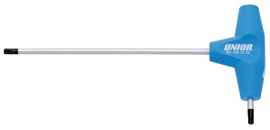 Chiave esagonale Unior TX-Profil e T TX 27,193TX