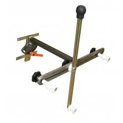 Sistema tensione a 3 punti REMA Tip Top con supporto a muro 589 4725
