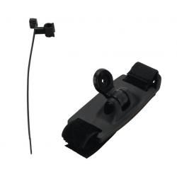 Supporto per casco universale Powerled Evo/Karma Evo/QuadroX/Quadro