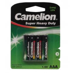 Batteria CAMELION Micro Green R03 Micro, 1,5 V AAA, zinco-cloruro