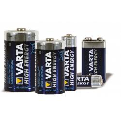 Batteria VARTA Block High Energy LR 61 Mignon, 1,5V R6 S,AA 1/48