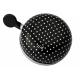 Ding Dong Bell Polka Dot Black