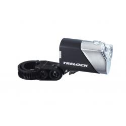 Luce posteriore LED a batteria Trelock Reego LS 710 Reego nero, batterie e supporto inclusi
