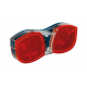 Luce posteriore Avenue LED per portapacchi, con condensatore