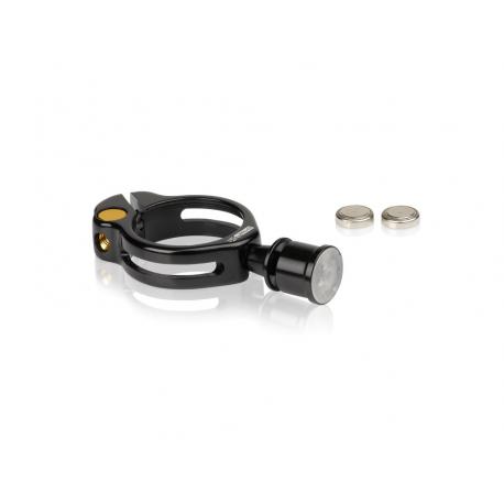 XLC Minifaroposteriore Io CL-R12 LED luminosissimo Ø 31,8 mm