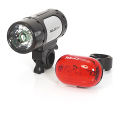 Set di luci LED XLC CompCupid/Oberon CL-S07