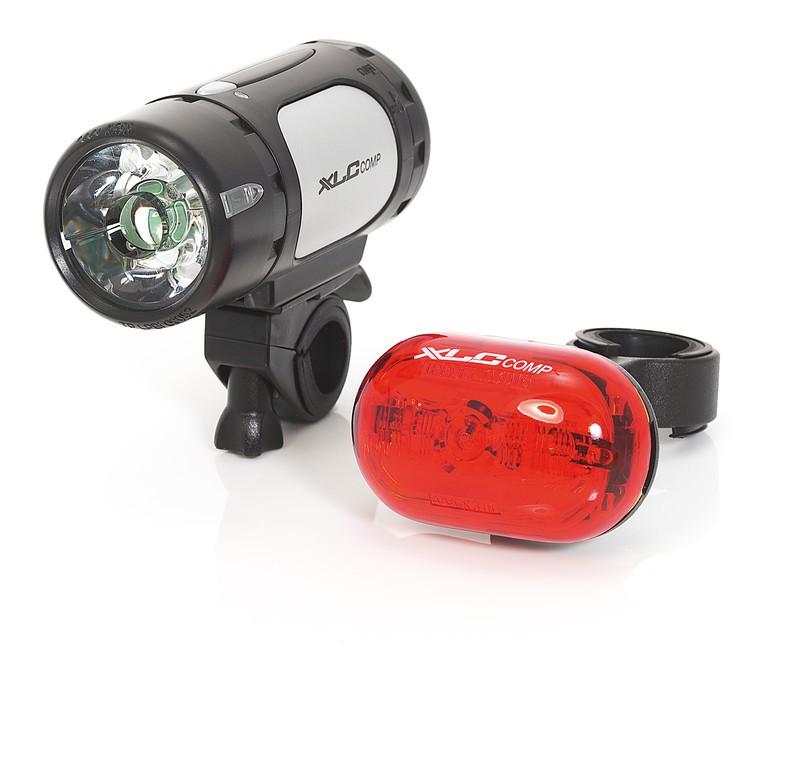 Set di luci LED XLC CompCupid/Oberon CL-S07