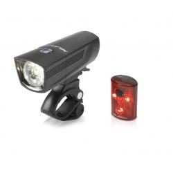 Set di illuminazione XLC Comp Francisco/Pan compatibilutà universale