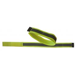 Coppia nastri riflettenti elastici Wowow 3M, con chiusura velcro