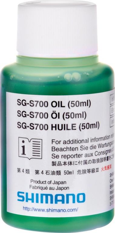Olio speciale 50 ml per mozzo 11 Shimano Alfine