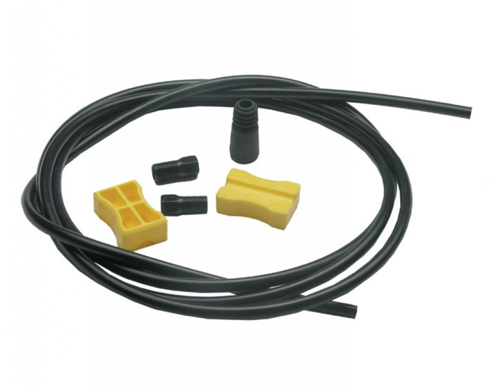 Shimano, cavo per freno a disco BR-M 785. 1000 mm, accorciabile SM-BH 90,c.TLBH61