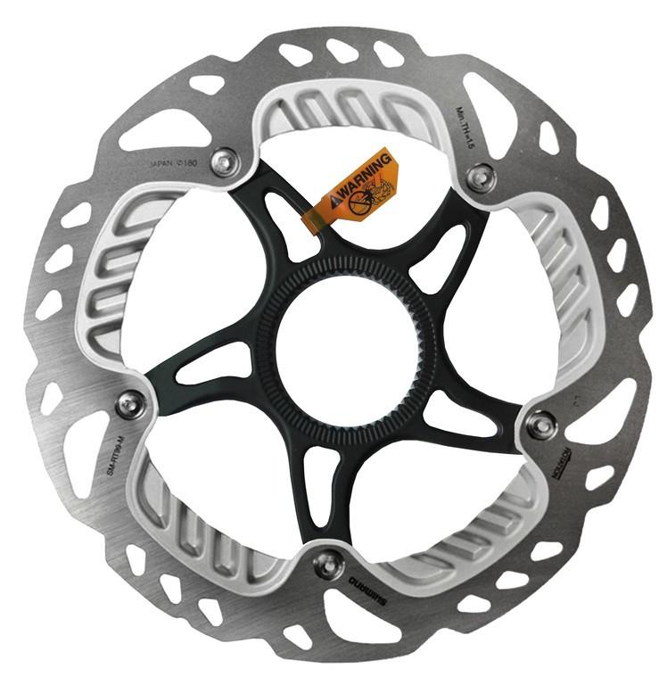 Disco del freno Shimano SM-RT 99 S 160mm, Centerlock,Ice-Tech,per Deore XTR