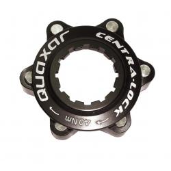 Adattatore Centerlock anello incl, nero