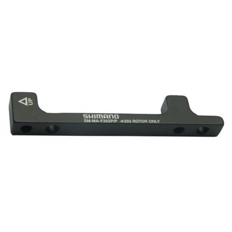 adattatore anteriore per disco di 203mm, per BR-M