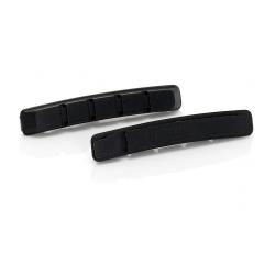 XLC pattinidi ricambio per V-Brake Cartridge RP-V01, set di 4 pezzi, colore nero, 72 mm