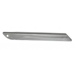 Adattatore lunghezza carter Horn nero/nero sfumato 38 denti