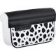 Borsa manubrio T-One Dry Plastica bianco/nero, 90x130x15mm