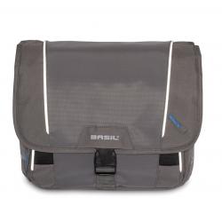 Borsa manubrio Sport Design-Front Bag grigio, 8 ltr