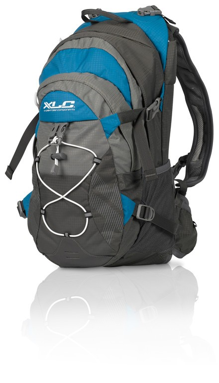 XLC zaino bike BA-S48 Grigio/blu/bianco 18 litri