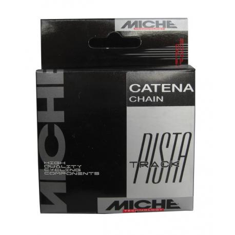 """Catena Miche Pista 1/2 x 1/8"""", 110 anelli,8,6mm"""