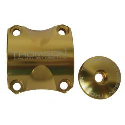 Morsetto maubrio Kit Thomson Elite X4 MTB 31,8 oro