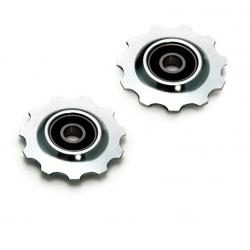Rotellina cambio XLC PU-A01 argento