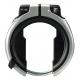 Lucchetto da telaio Trelock RS 451/ZR20 AZ nero, chiave removibile
