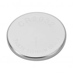 batteria a litio CR 2032 lithium, 3V - 220mAh
