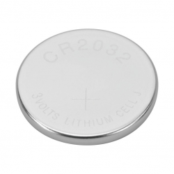 Batteria CR 2450 piletta, Lithium, 3 V