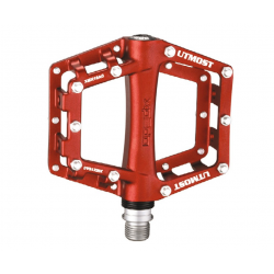 """Pedale MTB Xpedo Utmost XMX16AC 9/16"""" rosso"""