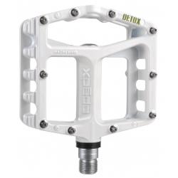 "Pedali MTB Xpedo Detox XMX23MC 9/16"", bianco"