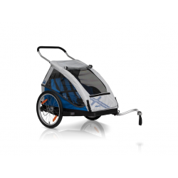 Biposto, colore blu, con ruota Buggy
