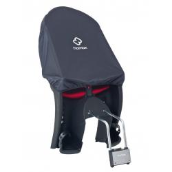 Coperta antipioggia Hamax grigio, protegge bambini nel seggiolino
