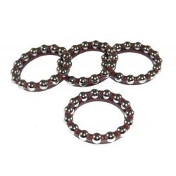 Anelli sferici mozzo OS,set d.4 pezzi 4-HB-RE023