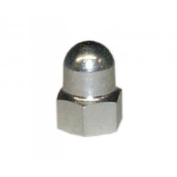 dado cieco per ruota anteriore M 9x1, zincato muticambio